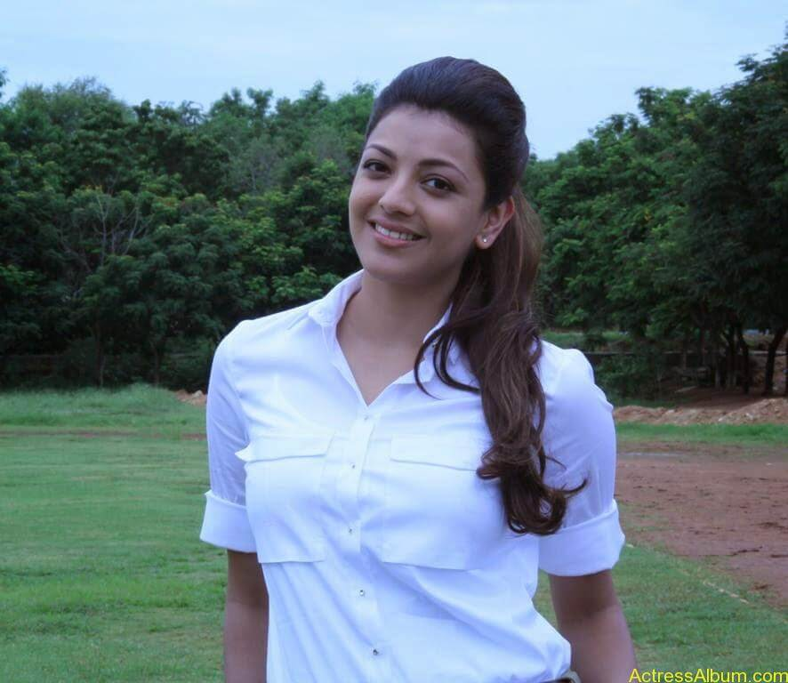 Telugu Actress kajal Agarwal Hot & Horny Pics 13