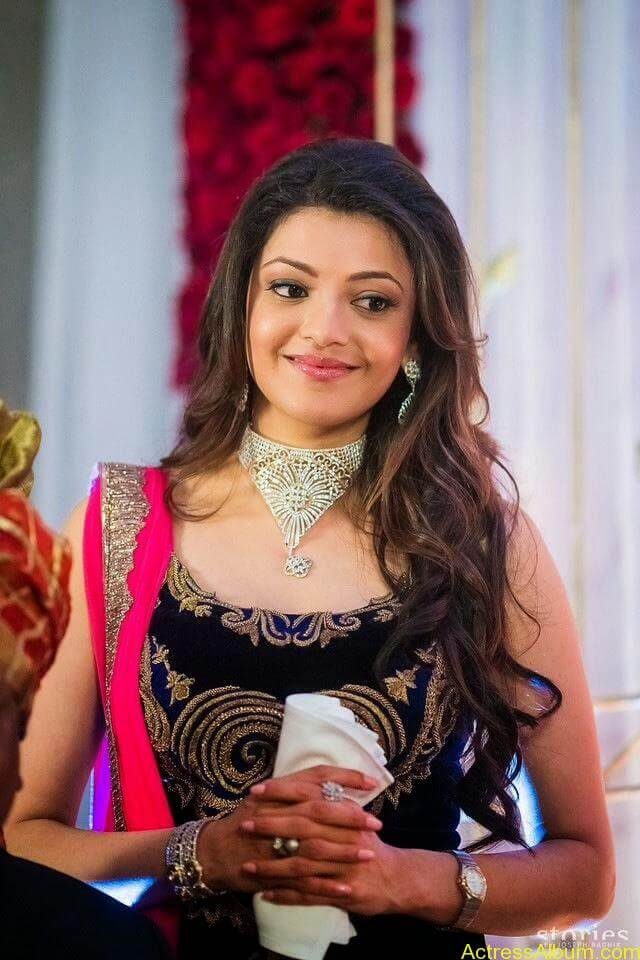 Telugu Actress kajal Agarwal Hot & Horny Pics 17