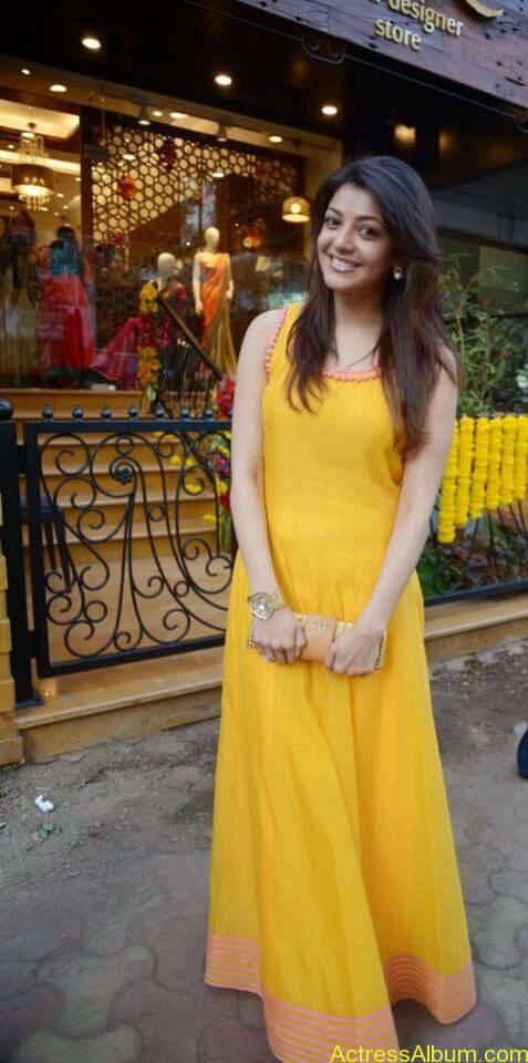 Telugu Actress kajal Agarwal Hot & Horny Pics 21