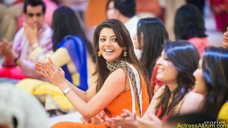 Telugu Actress kajal Agarwal Hot & Horny Pics 27
