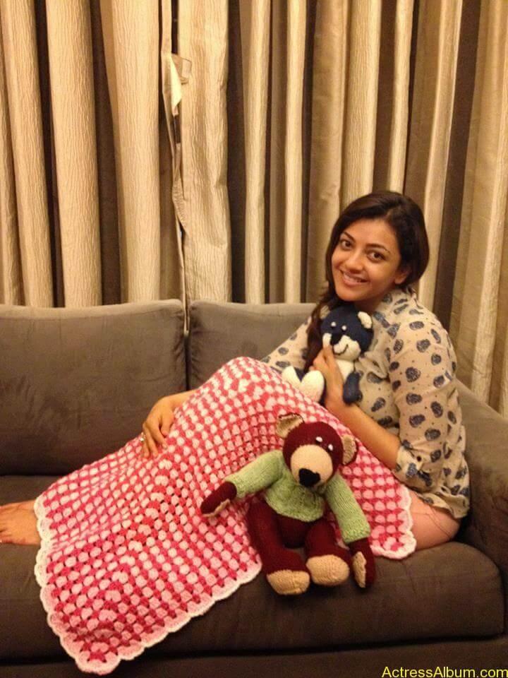 Telugu Actress kajal Agarwal Hot & Horny Pics 3