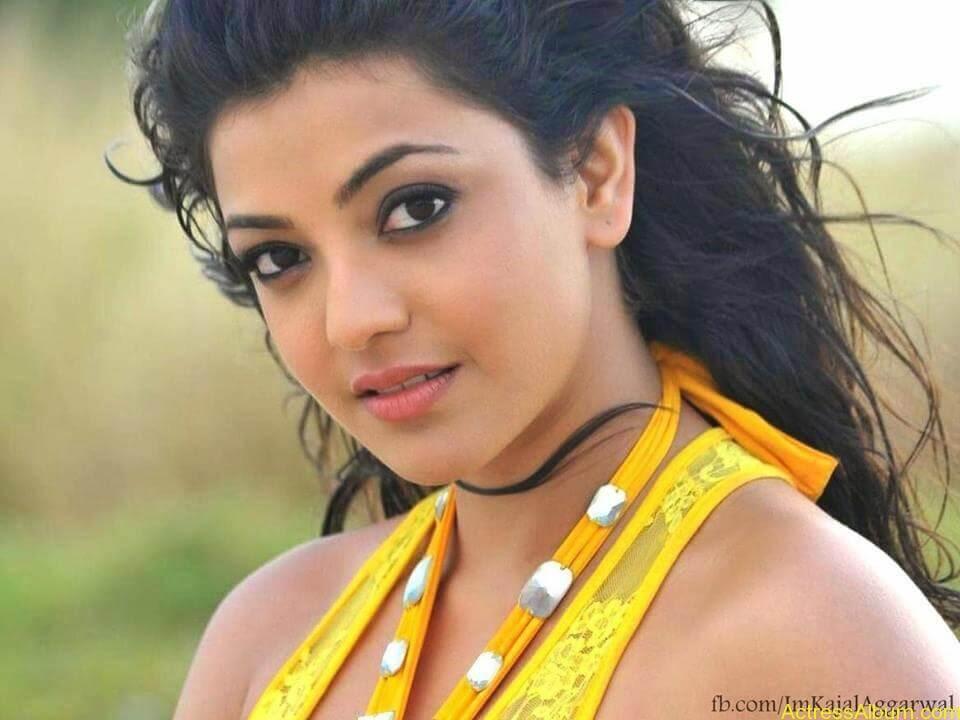 Telugu Actress kajal Agarwal Hot & Horny Pics 32