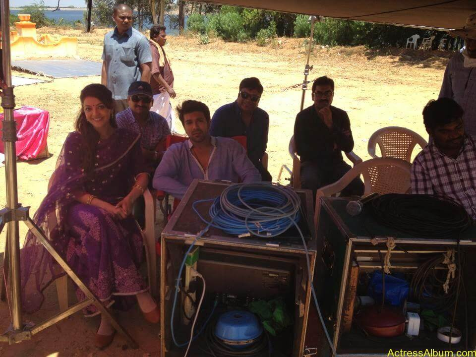 Telugu Actress kajal Agarwal Hot & Horny Pics 33