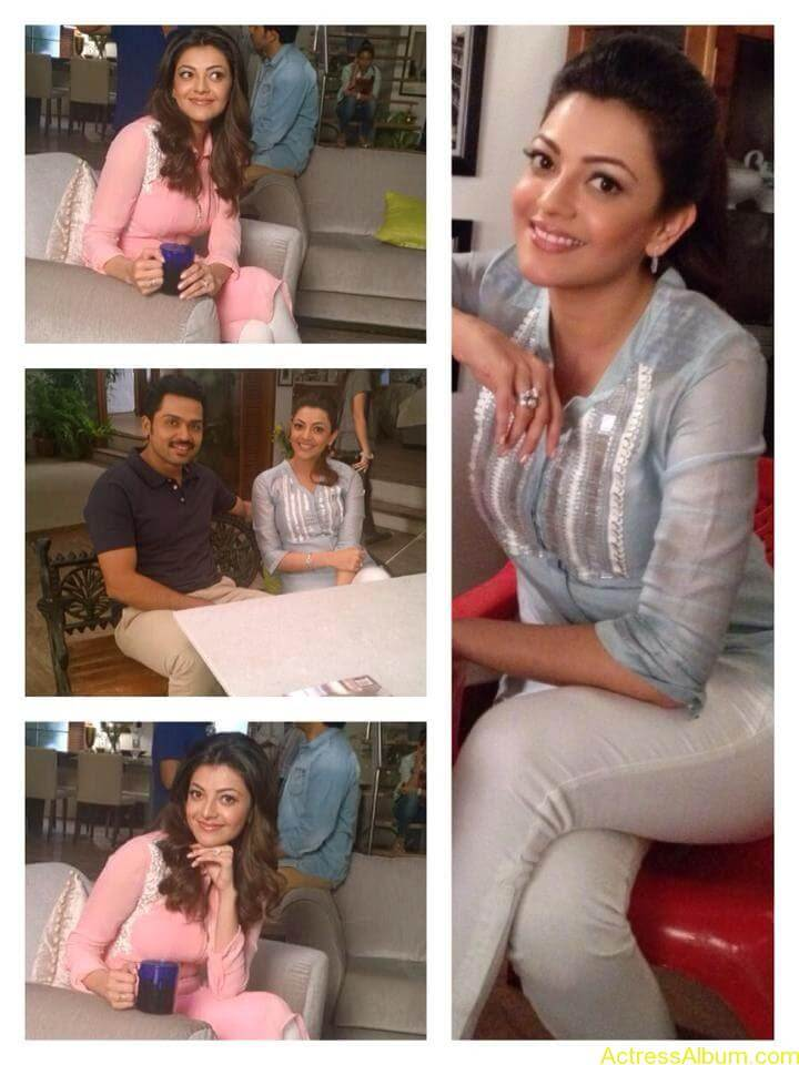 Telugu Actress kajal Agarwal Hot & Horny Pics 34