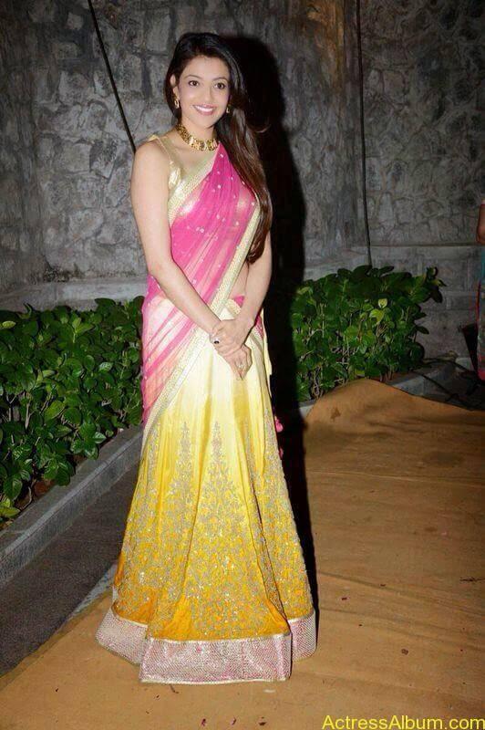 Telugu Actress kajal Agarwal Hot & Horny Pics 38
