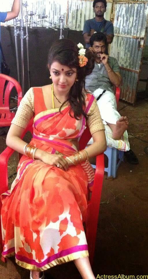 Telugu Actress kajal Agarwal Hot & Horny Pics 6