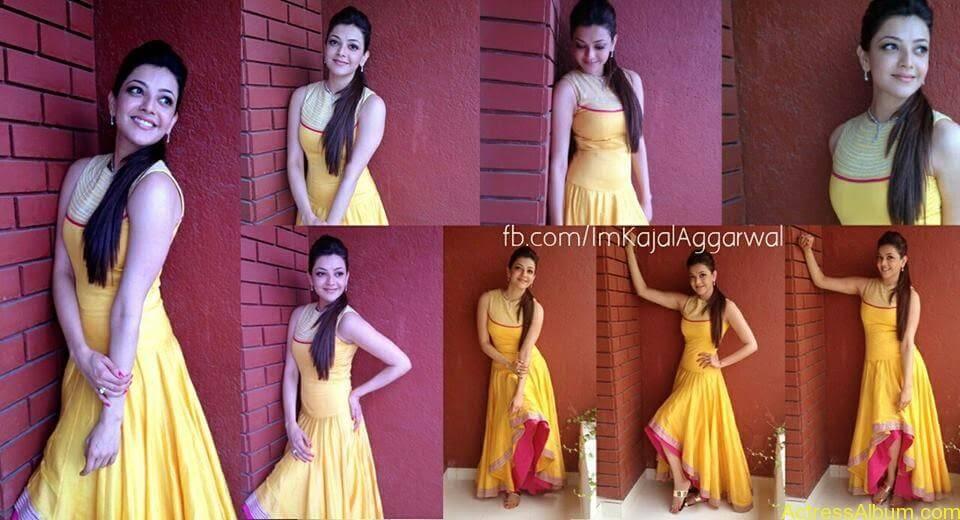 Telugu Actress kajal Agarwal Hot & Horny Pics
