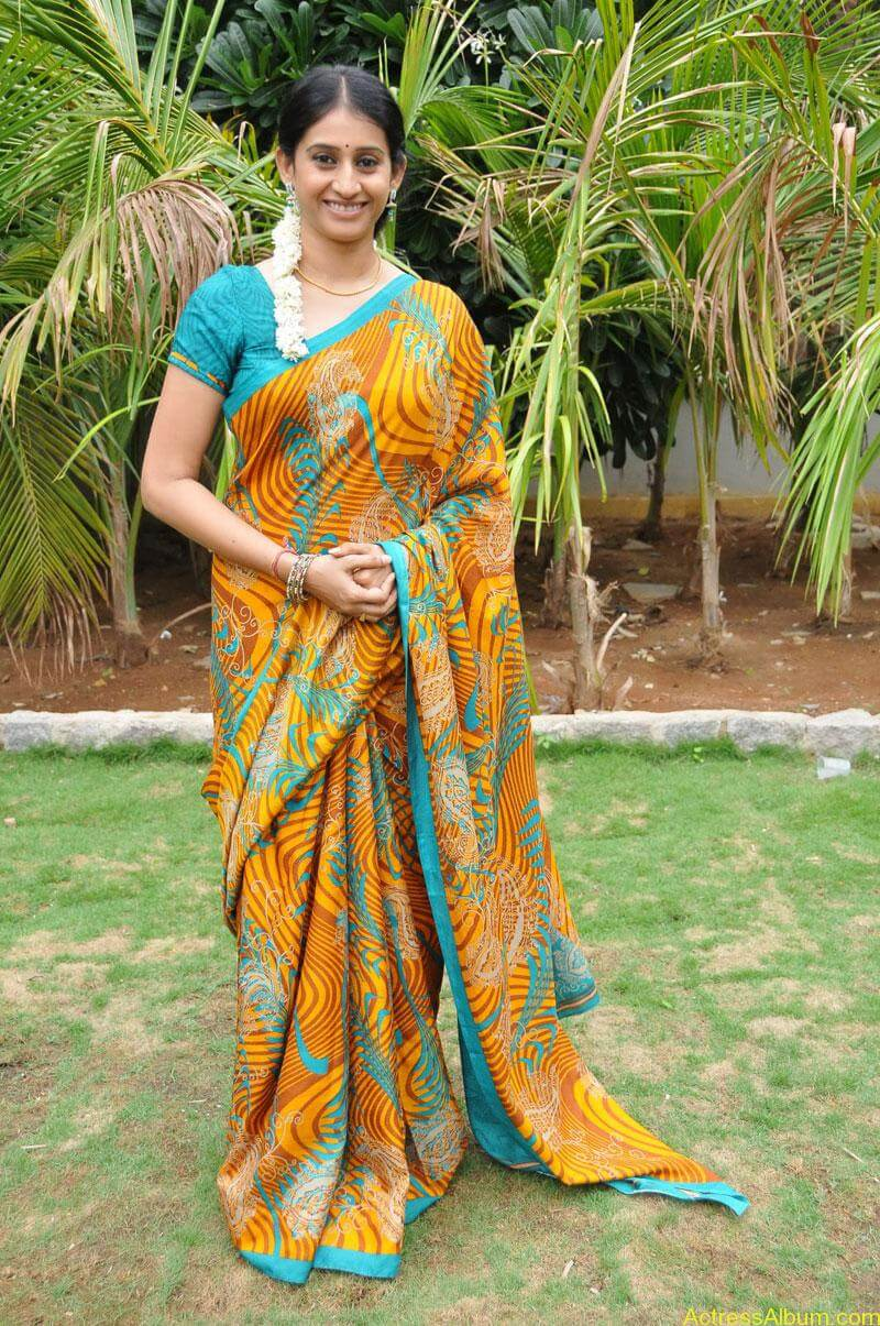 Tv serial actress meena photos (5)