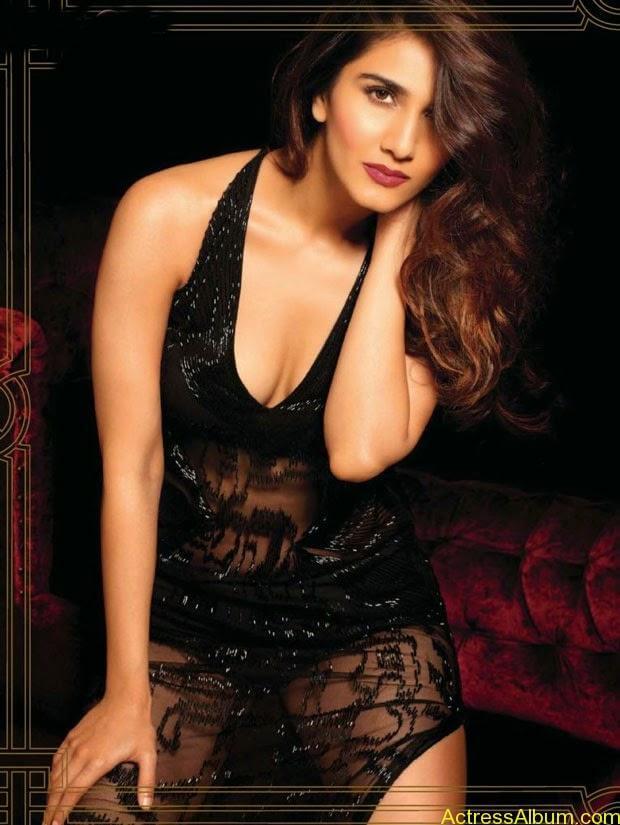 Vani Kapoor hot photo shoot showing her beauty assets (4)