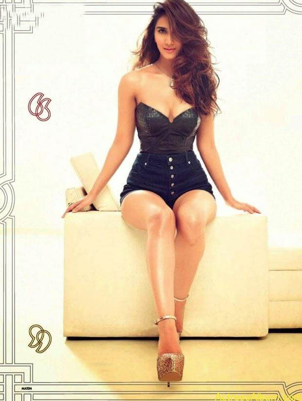 Vani Kapoor hot photo shoot showing her beauty assets (5)