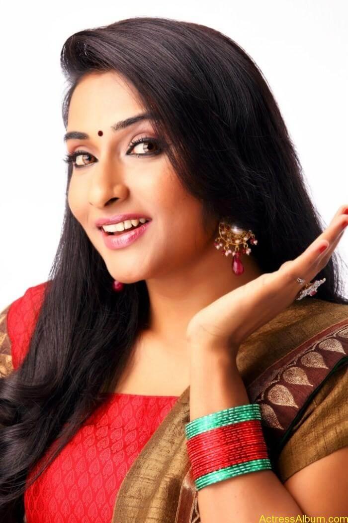 Vijay TV Serial Actress Ramya Beautiful Photoshoot (6)