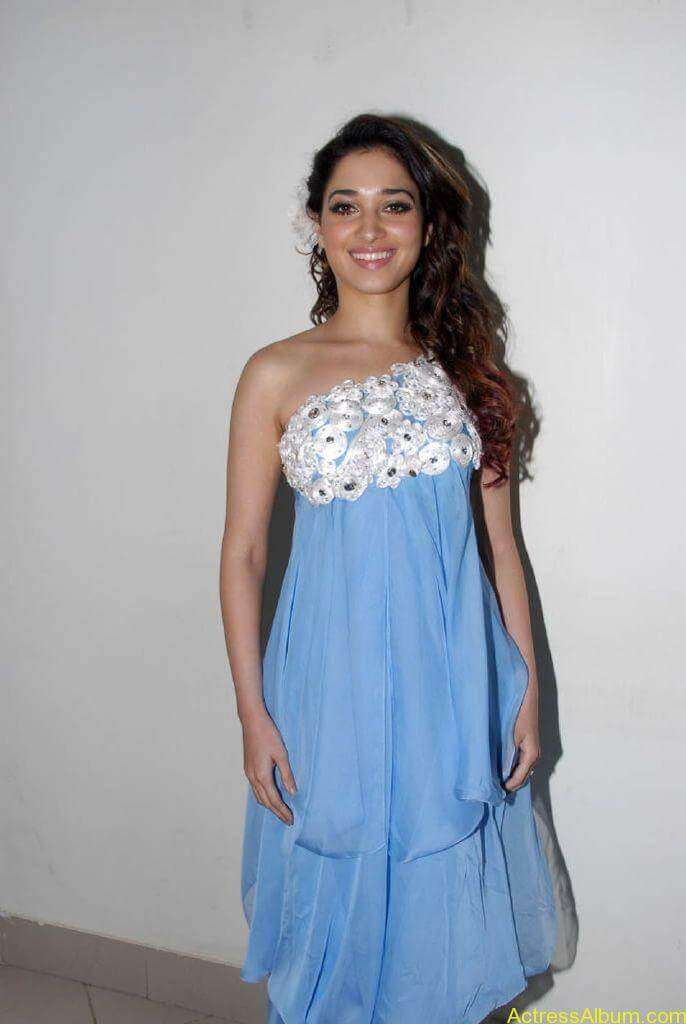 Actress Tamanna at Audio Release Function Pictures 12