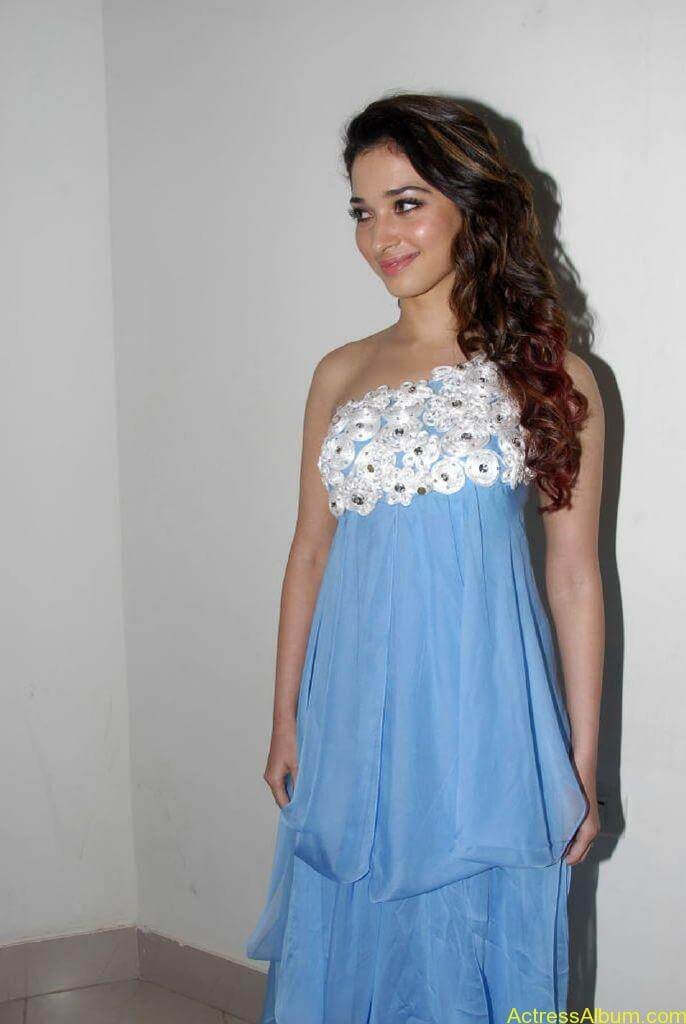 Actress Tamanna at Audio Release Function Pictures 3