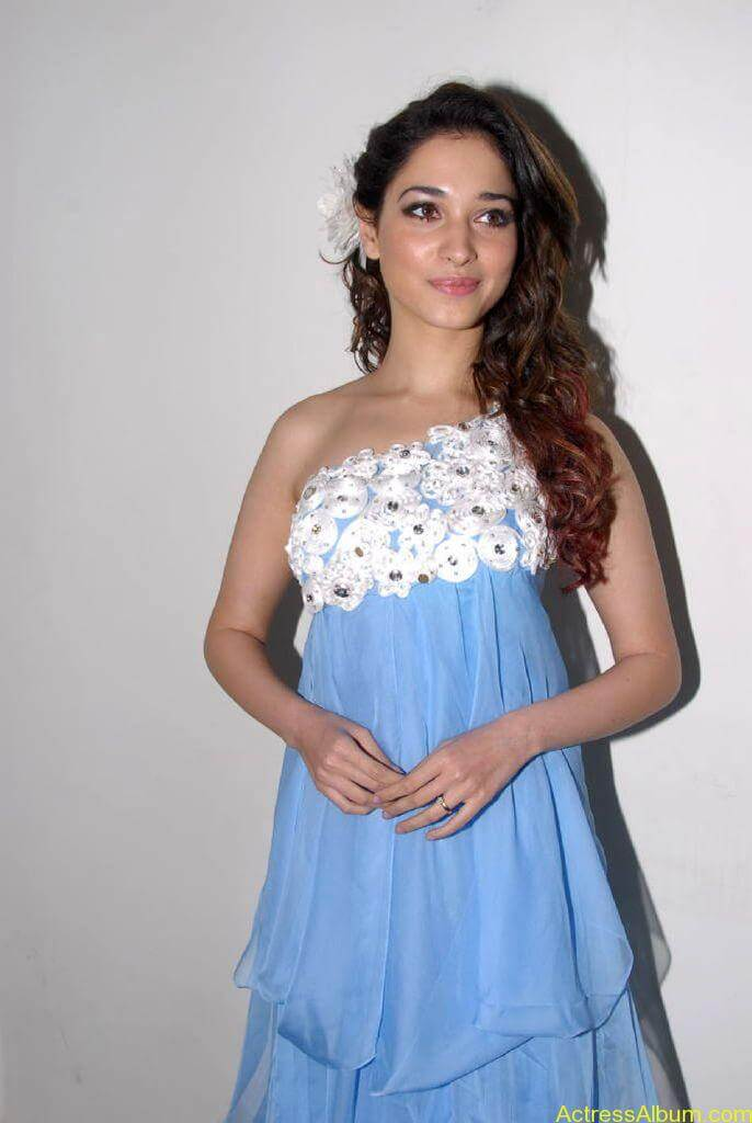 Actress Tamanna at Audio Release Function Pictures 6