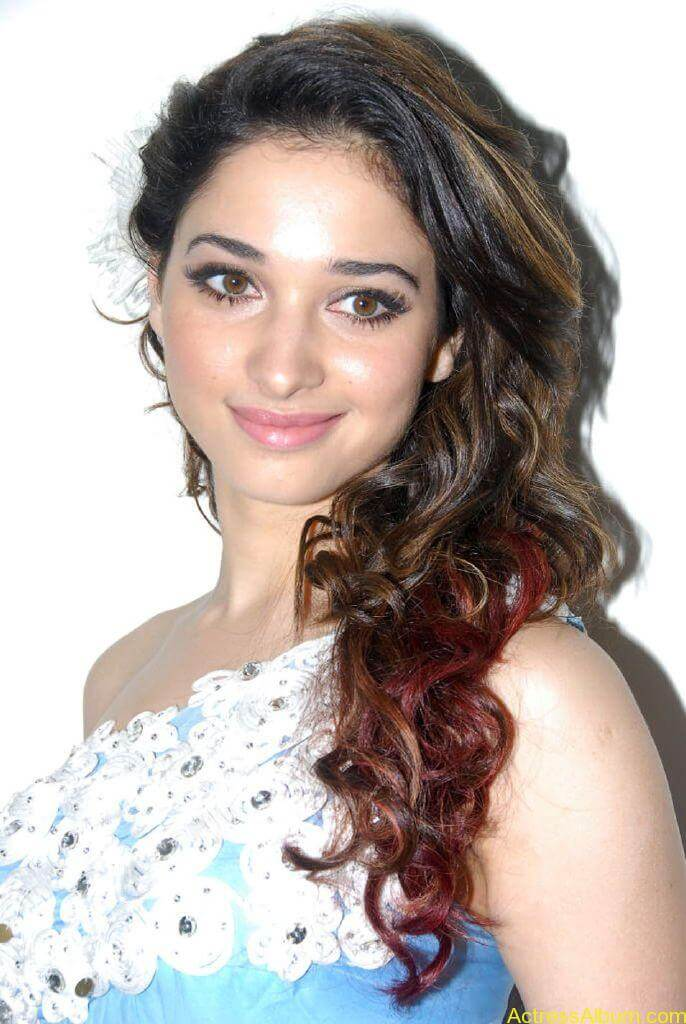Actress Tamanna at Audio Release Function Pictures 8