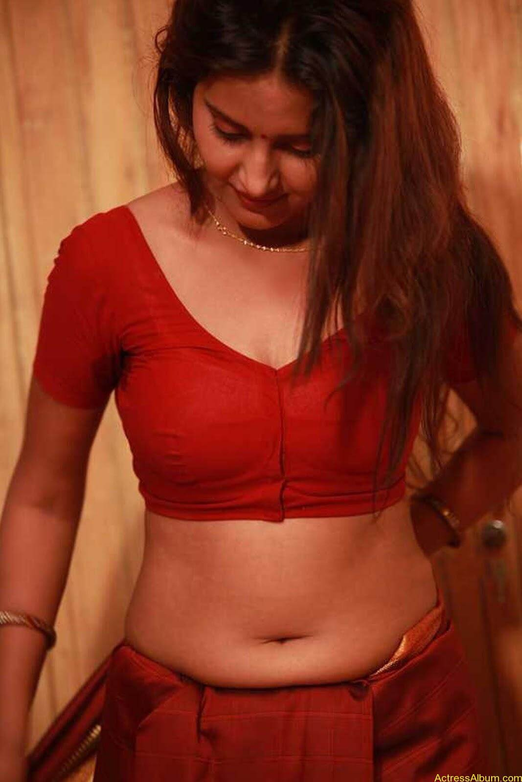 Archana Sharma Very Hot Bed Stills In Shanthi Movie 3 -4308