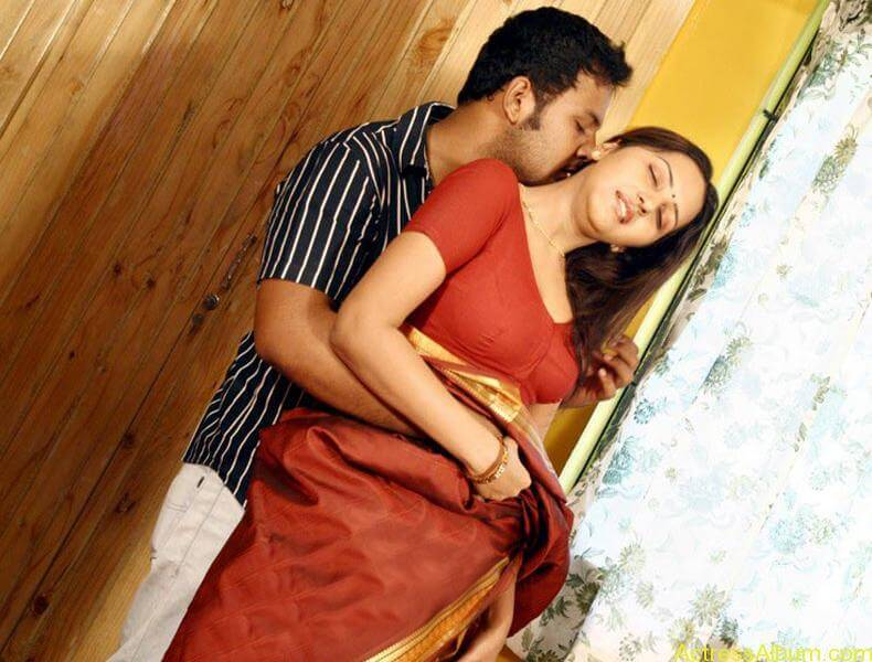 Archana Sharma very hot bed stills in Shanthi Movie (8)