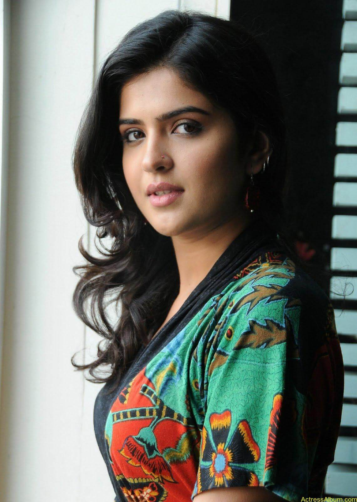 Deeksha Seth Hot Stills at Superhit Magazine Brochure Launch (2)