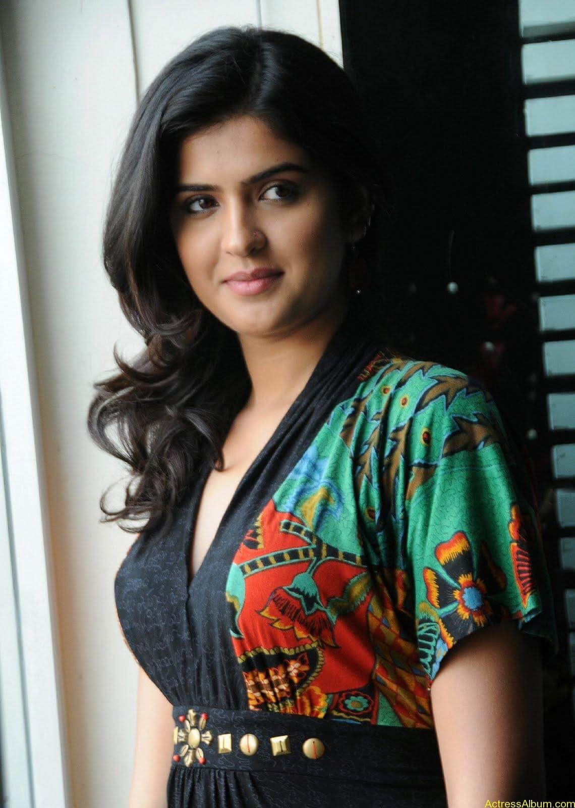 Deeksha Seth Hot Stills at Superhit Magazine Brochure Launch (3)