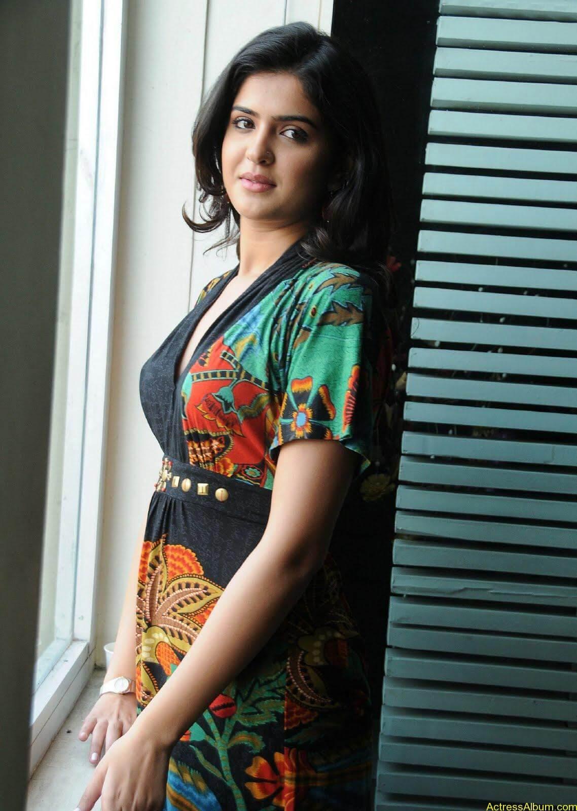 Deeksha Seth Hot Stills at Superhit Magazine Brochure Launch (4)