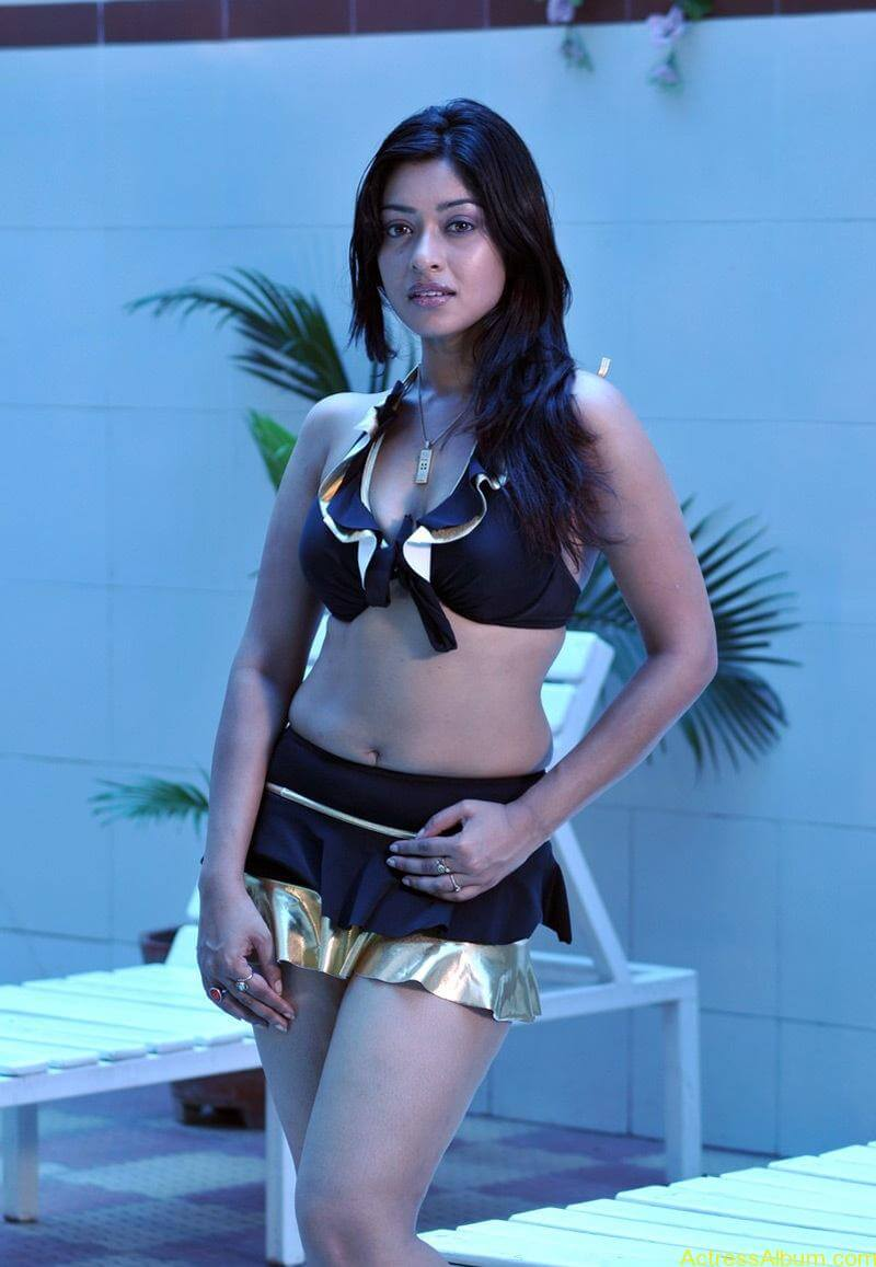 Payal Gosh Hot in Bikini dress 2