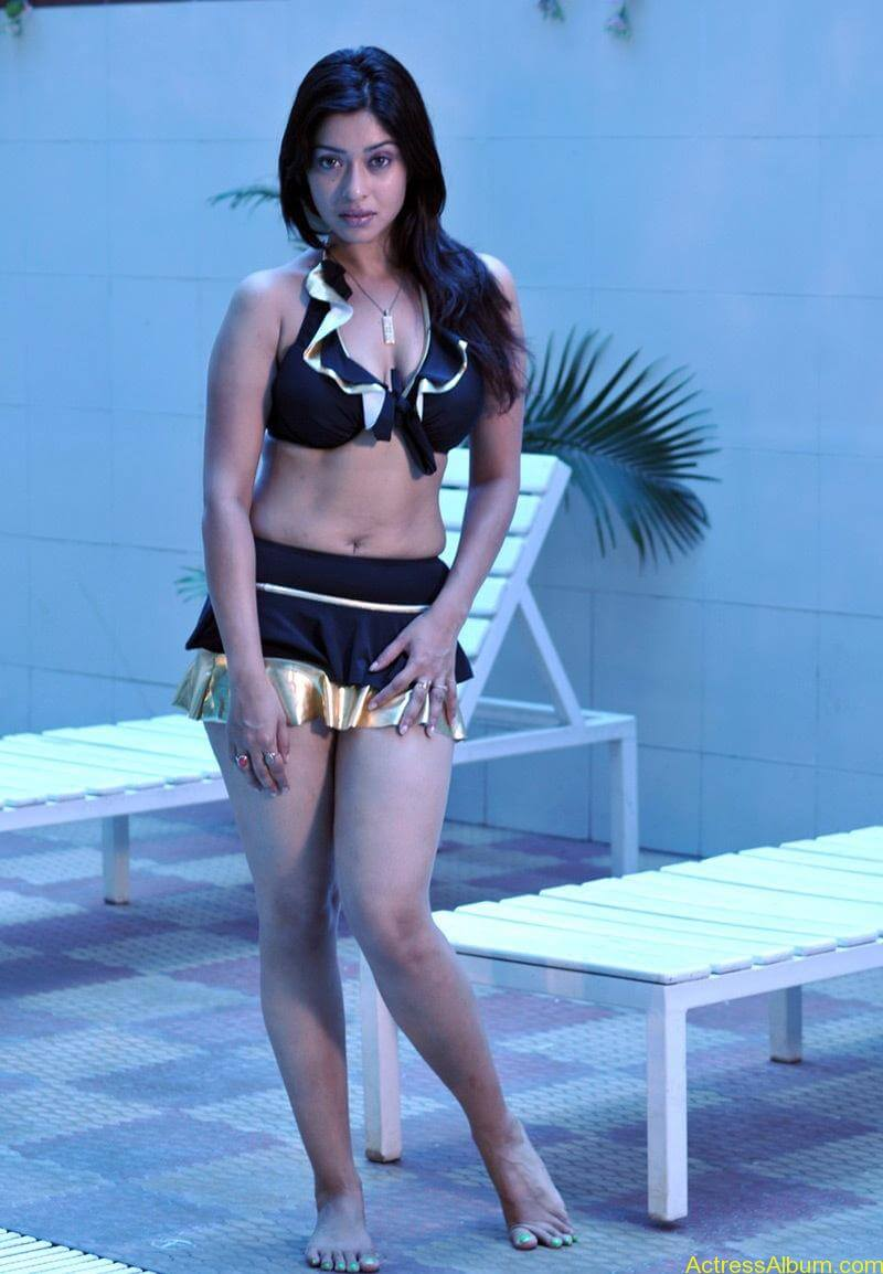 Payal Gosh Hot in Bikini dress 5