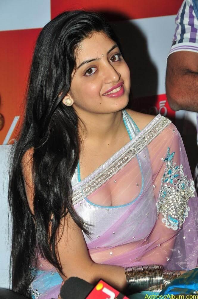Poonam Kaur Hot Stills at Kalamandir Nagavalli costumes collection (7)
