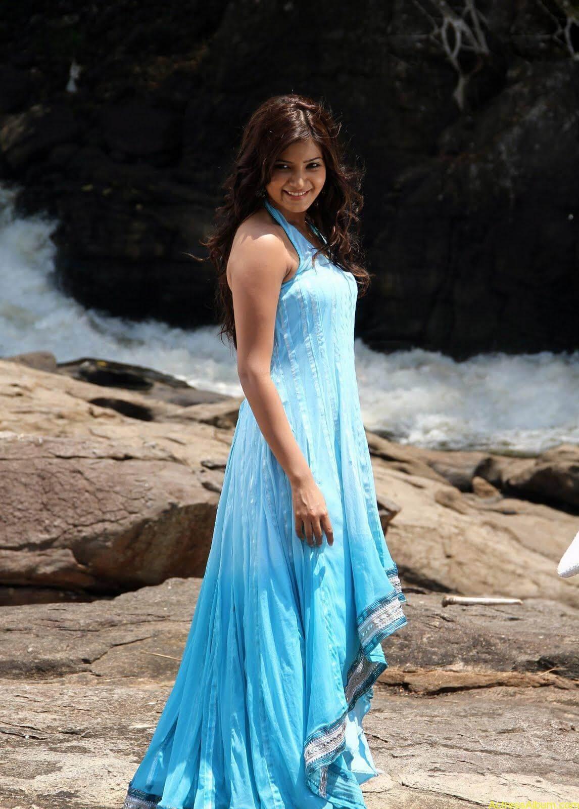 Samantha hot stills in  Kurralloye Kurrallu Movie (10)