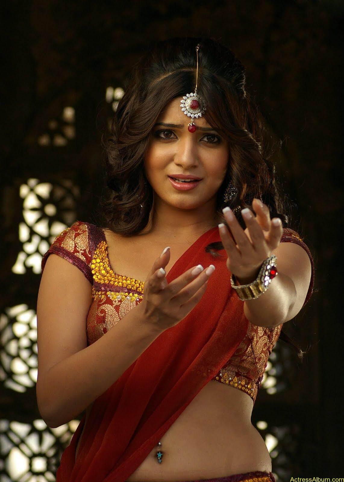Samantha hot stills in  Kurralloye Kurrallu Movie (5)