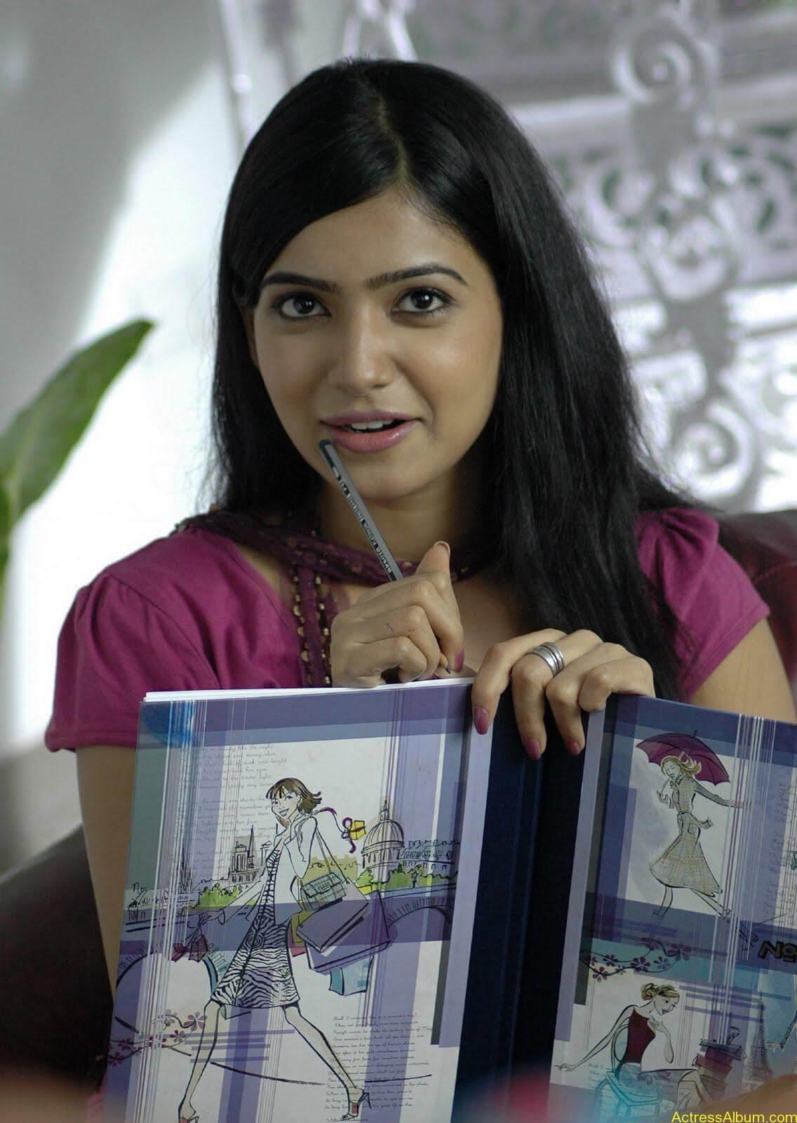 Samantha hot stills in  Kurralloye Kurrallu Movie (7)