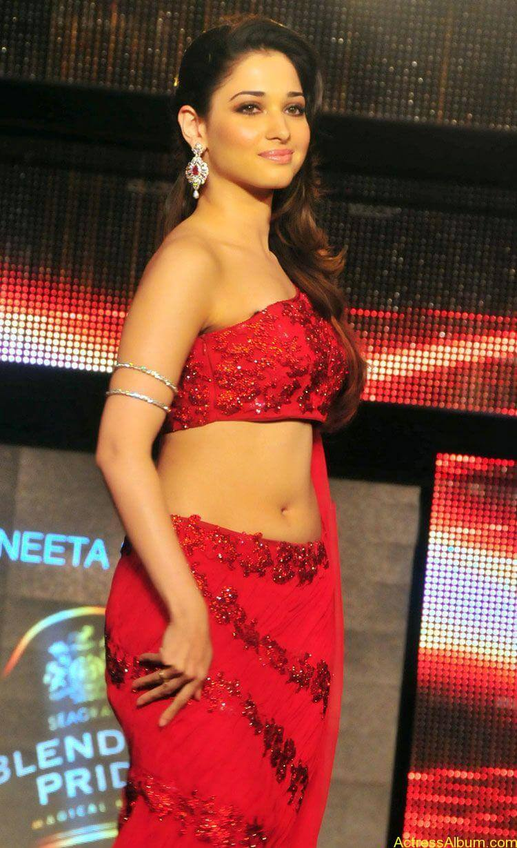 Tamanna Ramp Walk at Blenders Pride Fashion Tour Photos