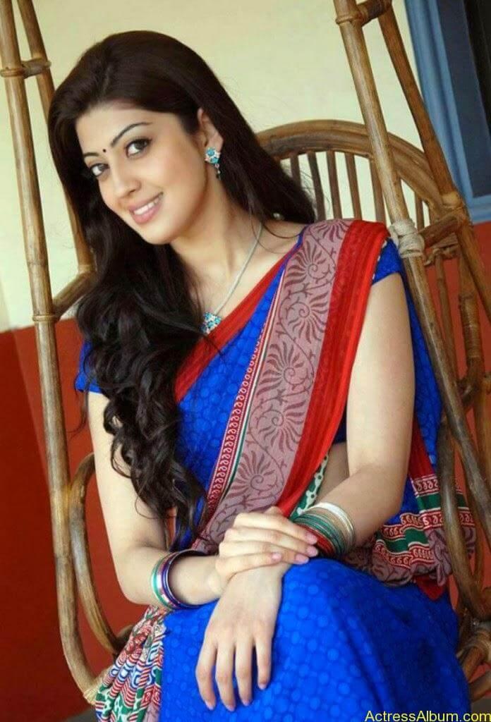 Actress-Pranitha-Latest-Saree-Stills-4