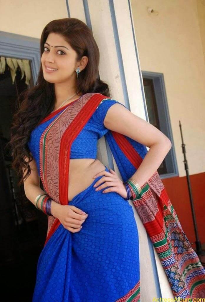 Actress-Pranitha-Latest-Saree-Stills-6