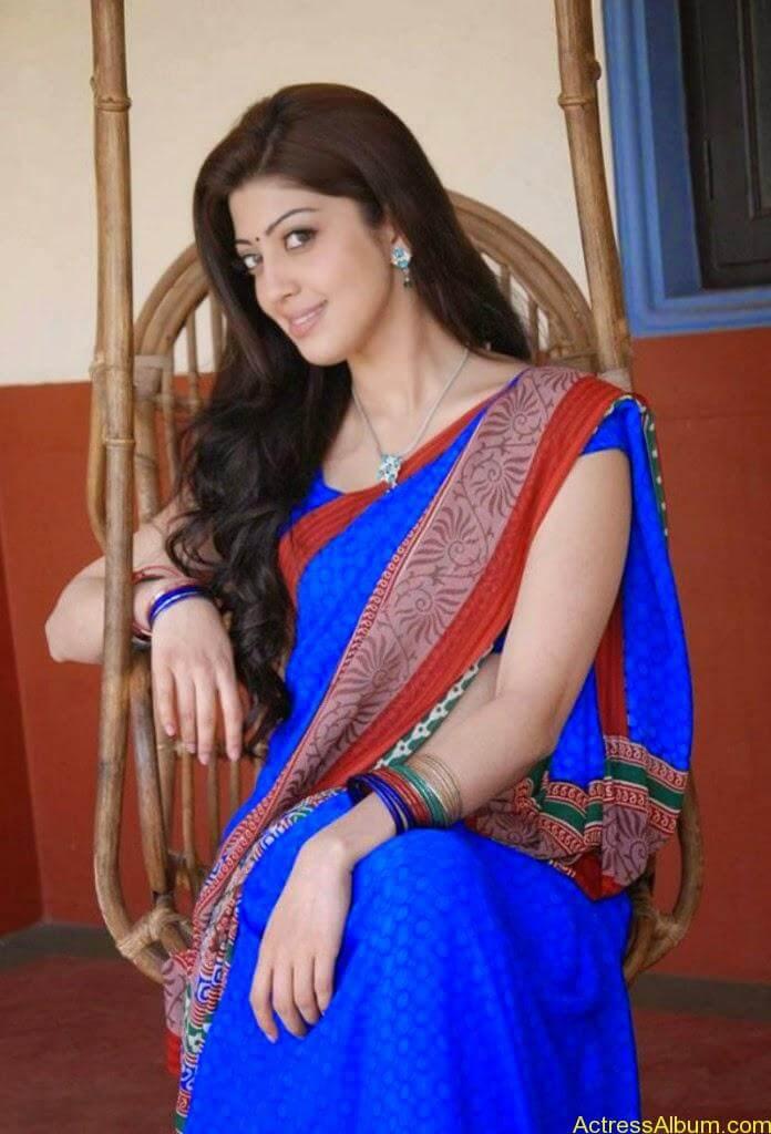 Actress-Pranitha-Latest-Saree-Stills-8