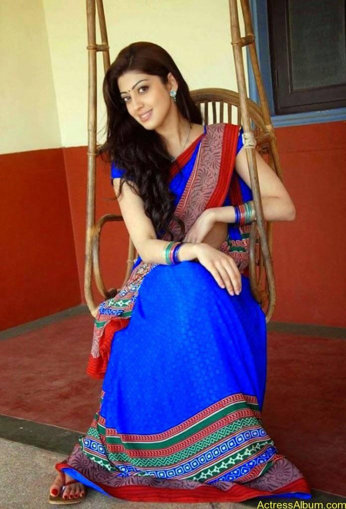 Actress-Pranitha-Latest-Saree-Stills-9