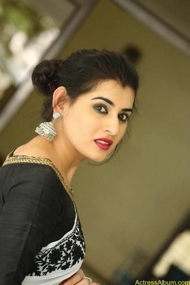 Archana-Saree-Stills-at-Panchami-Movie-Release-Date-Photos-12