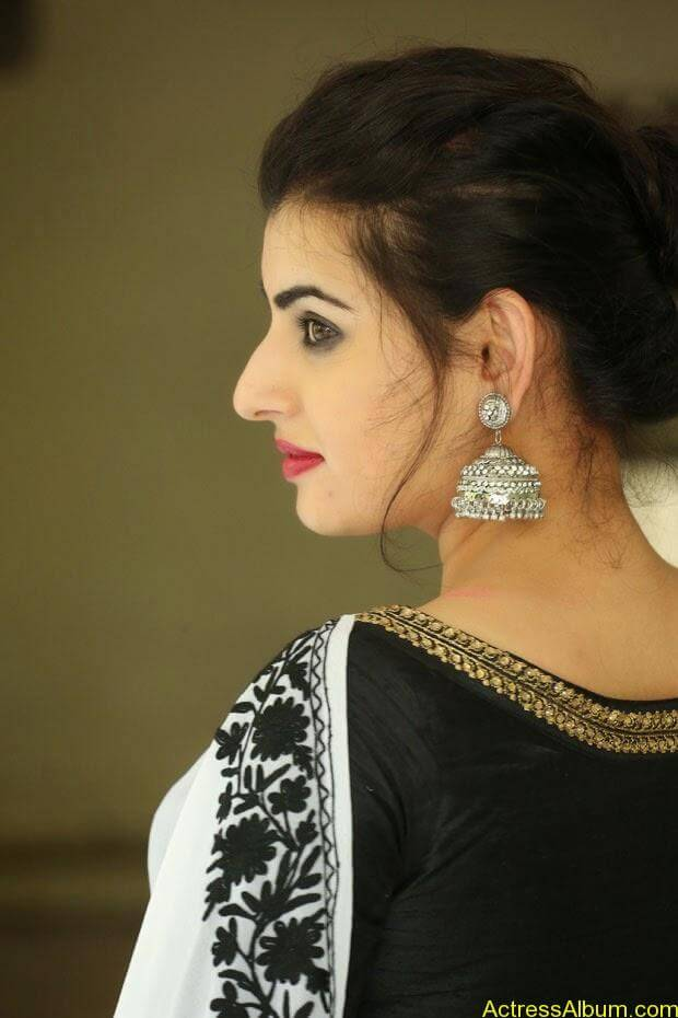 Archana-Saree-Stills-at-Panchami-Movie-Release-Date-Photos-8