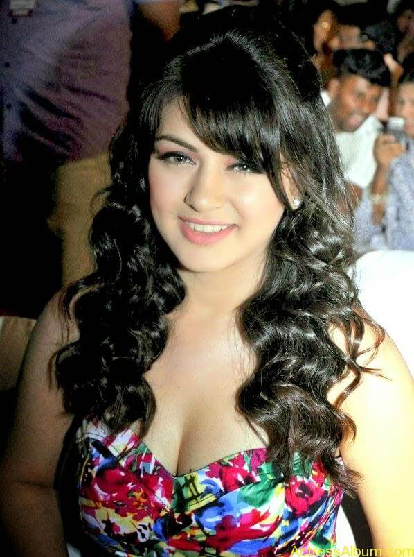 Hansika Motwani Hot Latest Photoshoot