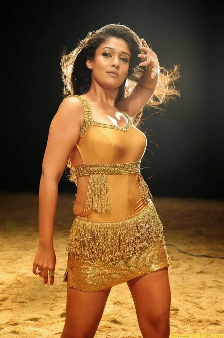 Nayanthara's Hot Latest Photoshoot
