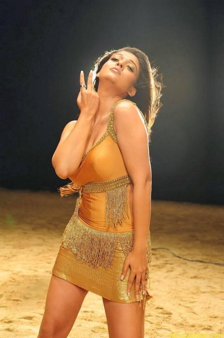 Nayanthara's Hot Photoshoot 10