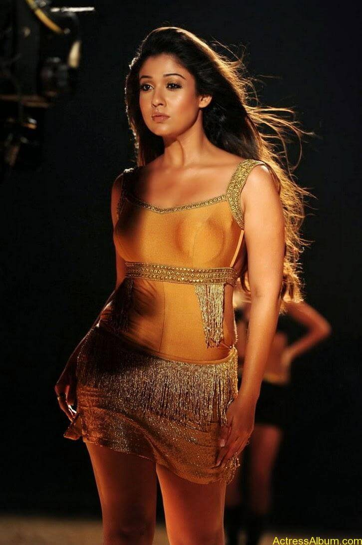 Nayanthara's Hot Photoshoot 11