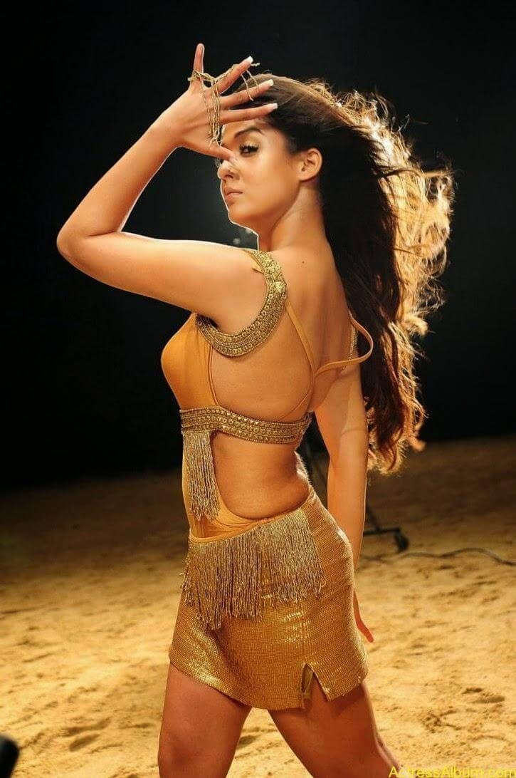 Nayanthara's Hot Photoshoot 17