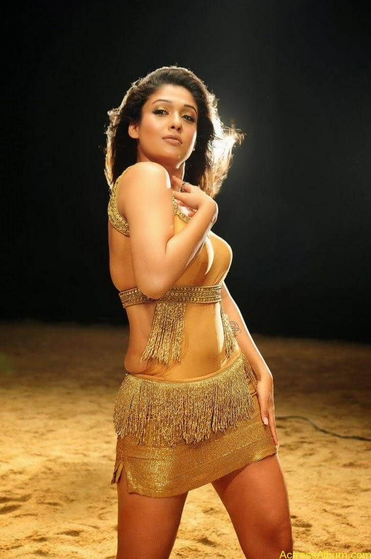 Nayanthara's Hot Photoshoot 9