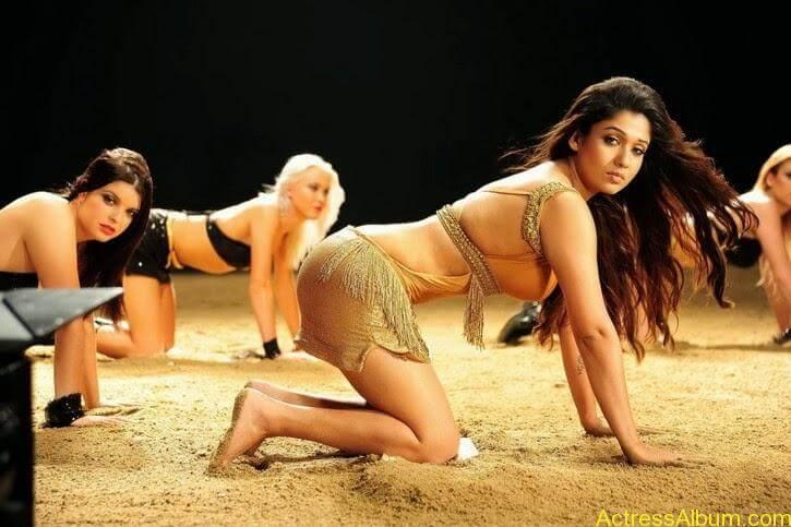 Nayanthara's Hot Photoshoot