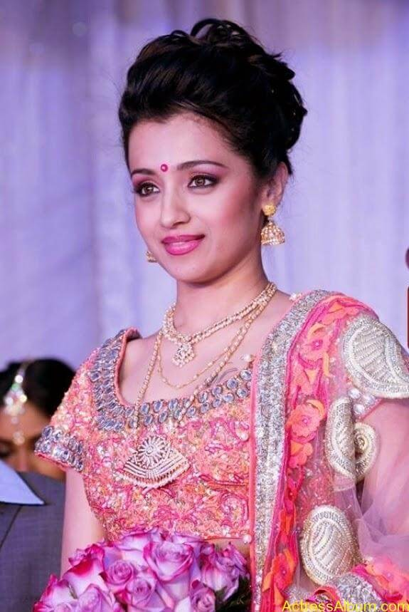 Trisha's Latest Photoshoot Gallery
