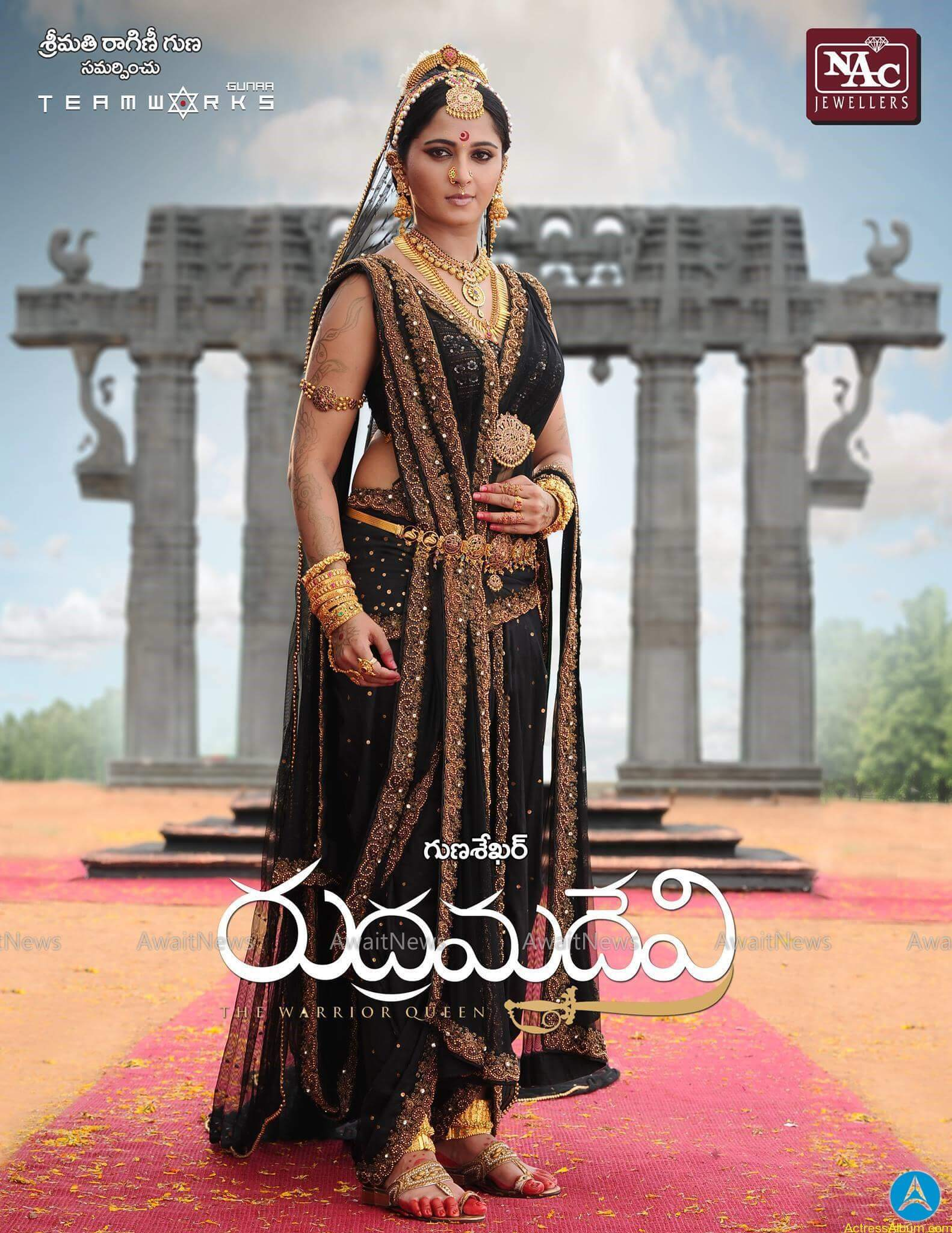 Online-Leakage-Of-Rudramadevi-Songs