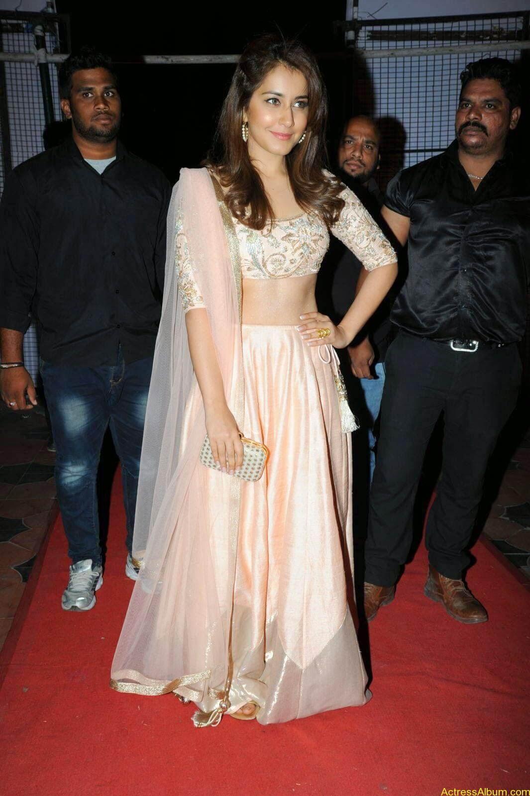 Rashi Khanna Latest Glam Stills At Jil Movie Audio Launch HQ 19