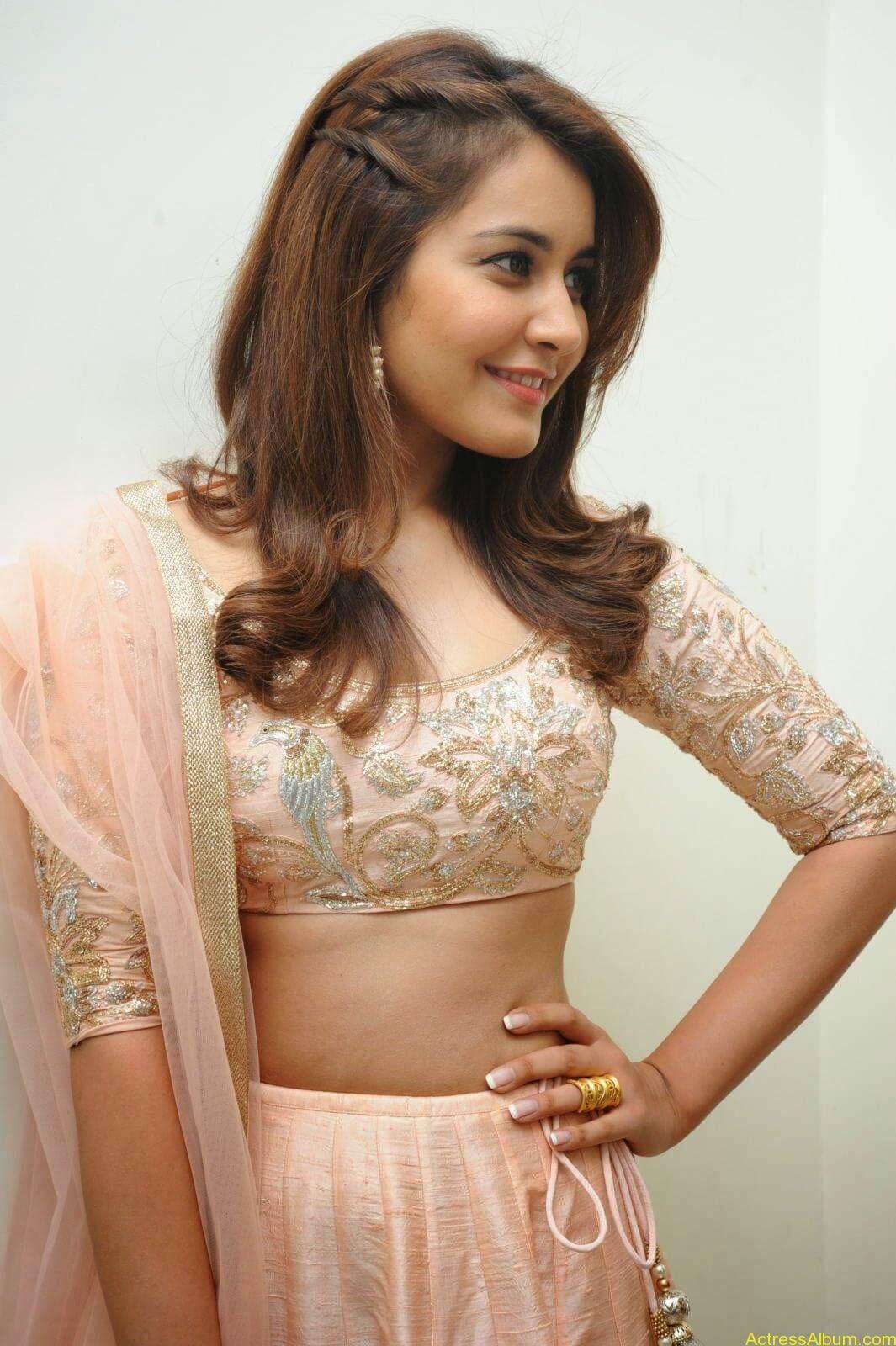 Rashi Khanna Latest Glam Stills At Jil Movie Audio Launch HQ 2