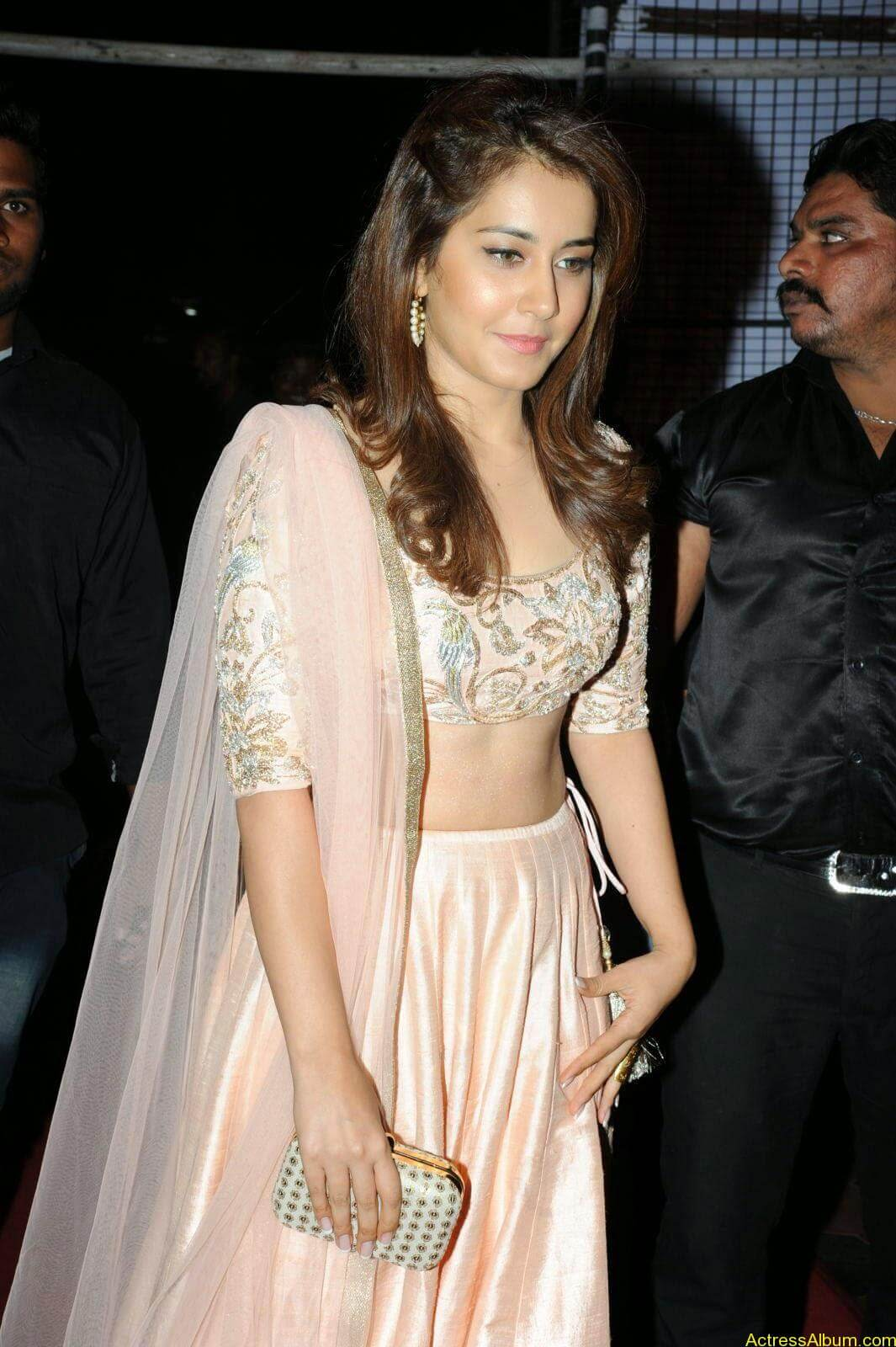 Rashi Khanna Latest Glam Stills At Jil Movie Audio Launch HQ 20
