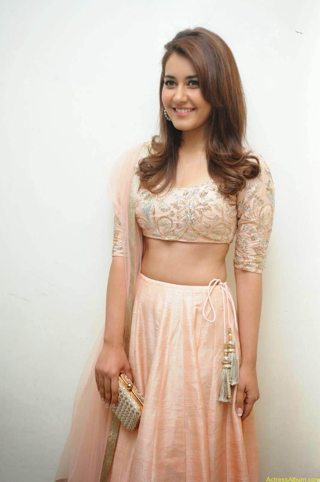 Rashi Khanna Latest Glam Stills At Jil Movie Audio Launch HQ 3